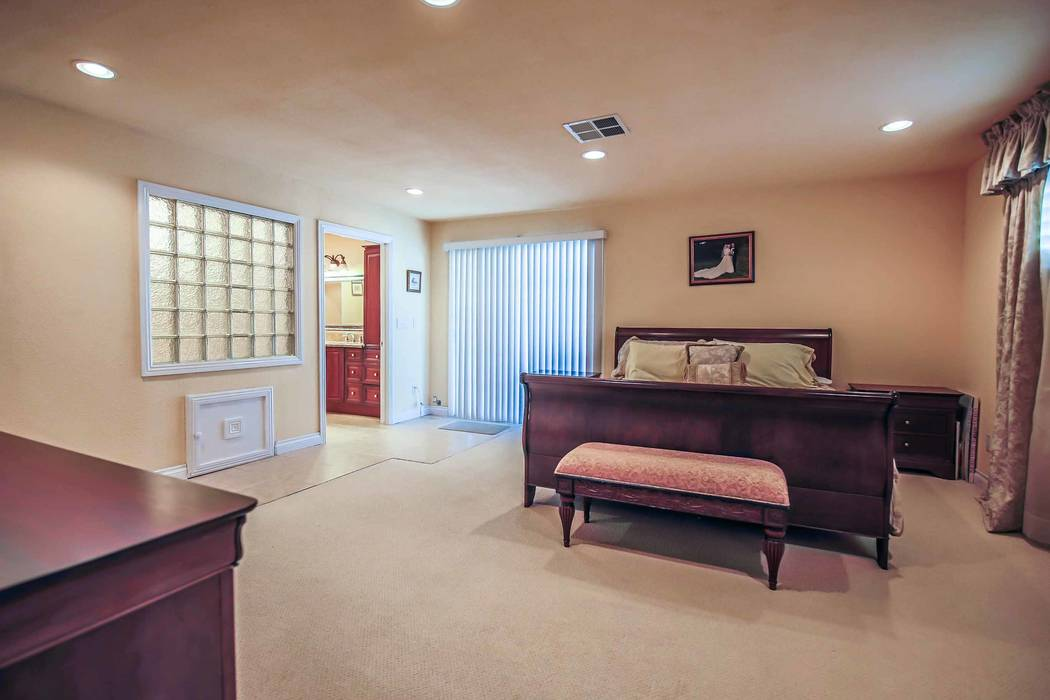 The master bedroom. (Xpand Realty)