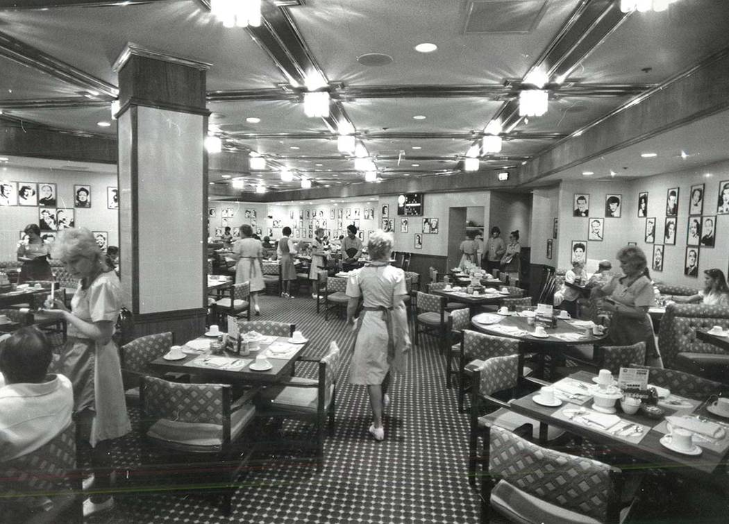 The Delicatessen at the MGM reopens on July 29, 1981, a little more than six months after the fire that killed 84 people started here. (Gary Thompson/Las Vegas Review-Journal)