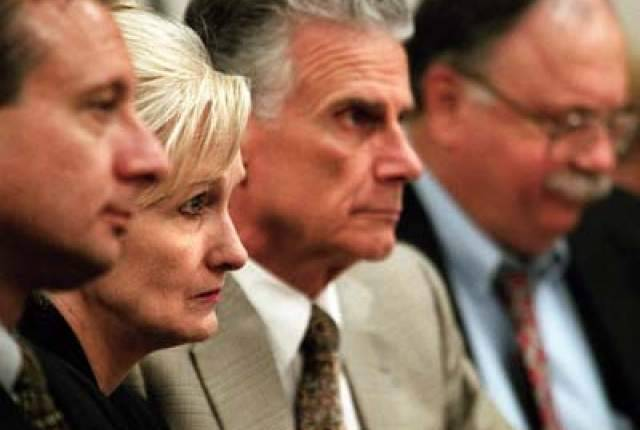 Margaret Rudin, the woman convicted of killing her millionaire husband in one of Las Vegas' most celebrated trials, is suing the state and its top officials over mistreatment at Florence McClure ...