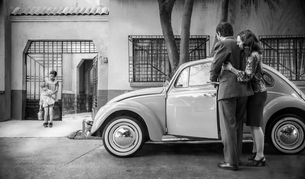 """a still from """"Roma"""" (Carlos Somonte/Netflix)"""