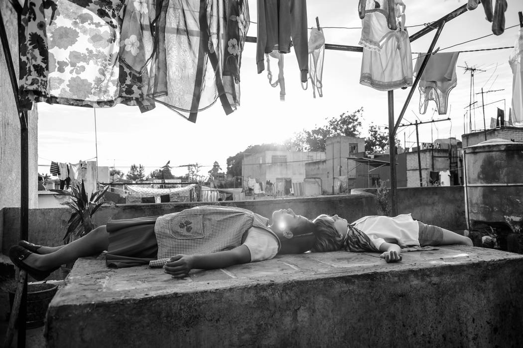 """Carlos Somonte/Netflix a still from """"Roma"""""""