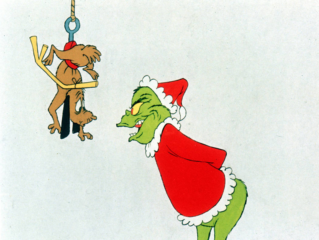 """How the Grinch Stole Christmas!"" (Warner Bros. Entertainment, Inc.)"