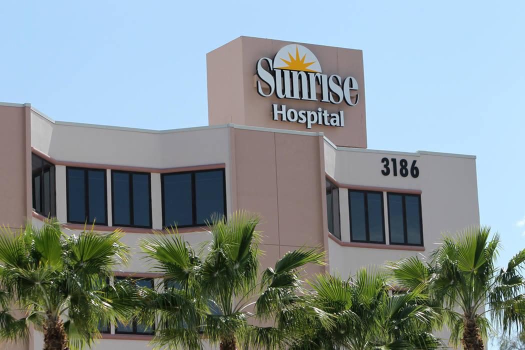 Sunrise Hospital (Las Vegas Review-Journal)