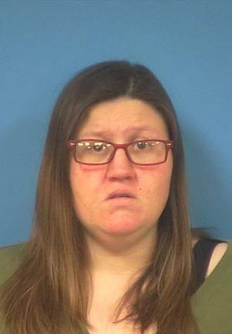 Chelsea Demille, 30, of Pahrump (Nye County Sheriff's Office)