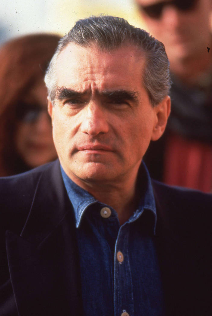 Casino director/co-writer Martin Scorsese. (Universal City Studios, Inc.)