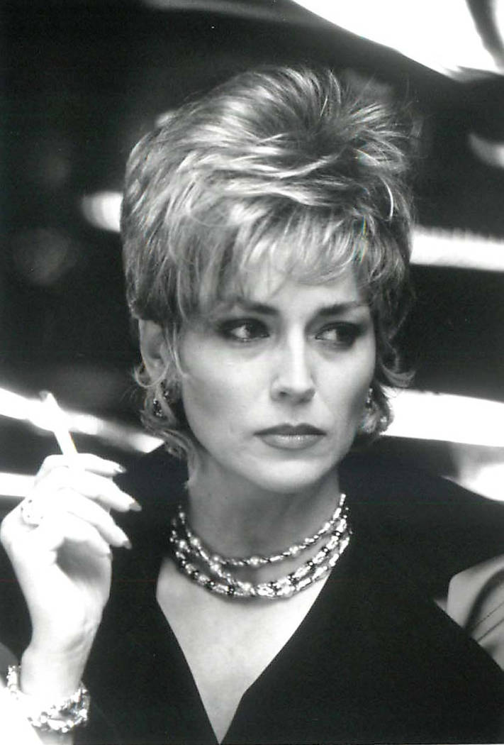 "Sharon Stone stars as Ginger McKenna, the chip-hustling vamp who mesmerizes Ace, becomes his trophy wife and spirits him toward an amazing, tragic downfall in the 1995 release, ""Casino."" ..."