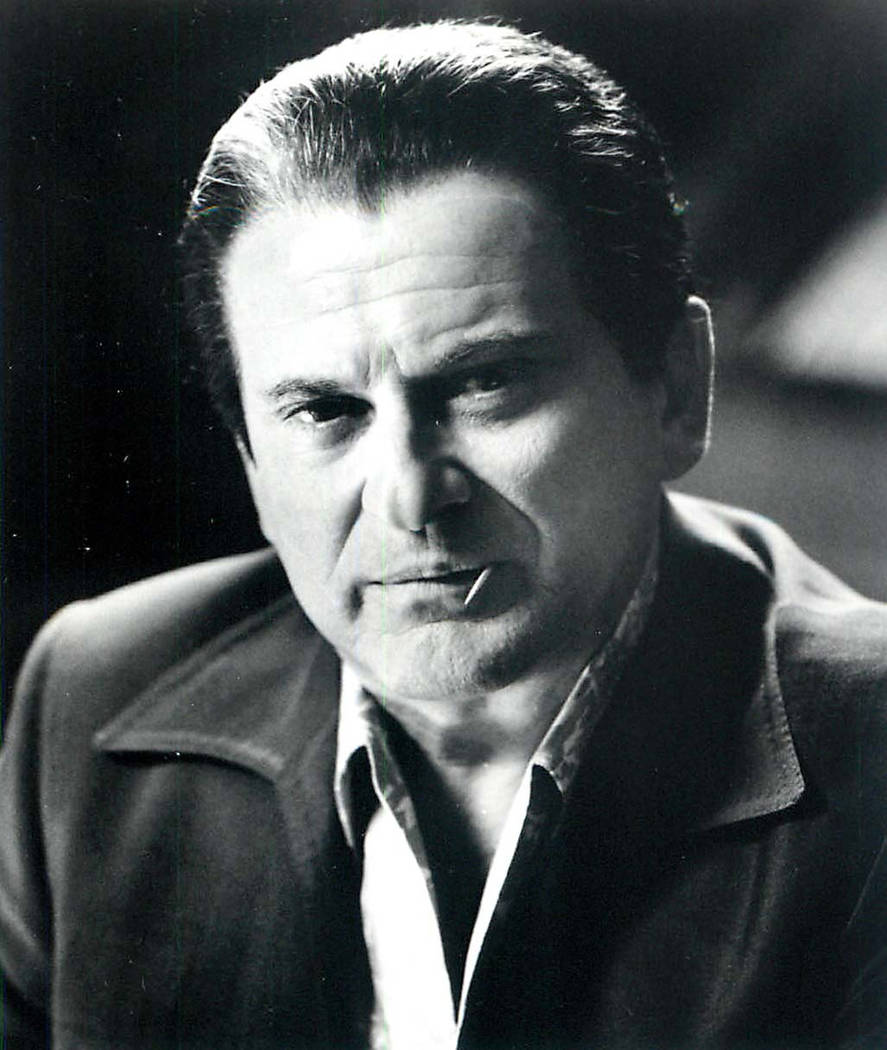 Joe Pesci stars as Nicky Santoro, Ace's hot-tempered best friend who brings his streetwise muscle to Ace's Las Vegas operation and eventually betrays him. (Phil Caruso/Universal Pictures)