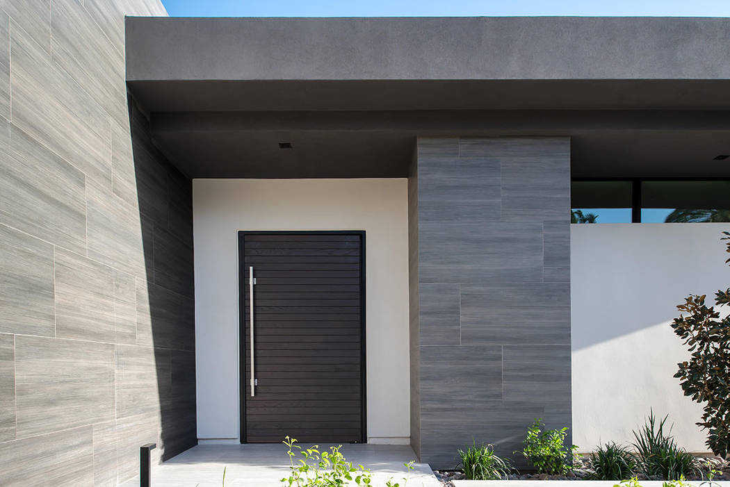 The front door. (Studio g Architecture)