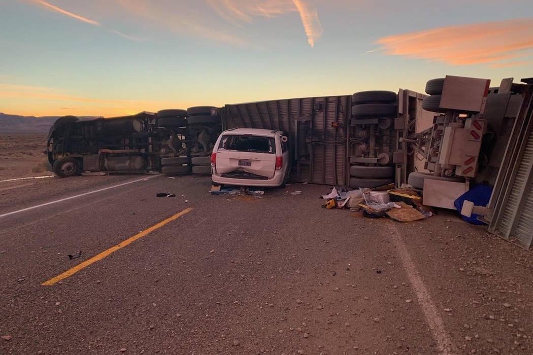 (Nevada Highway Patrol/Facebook)
