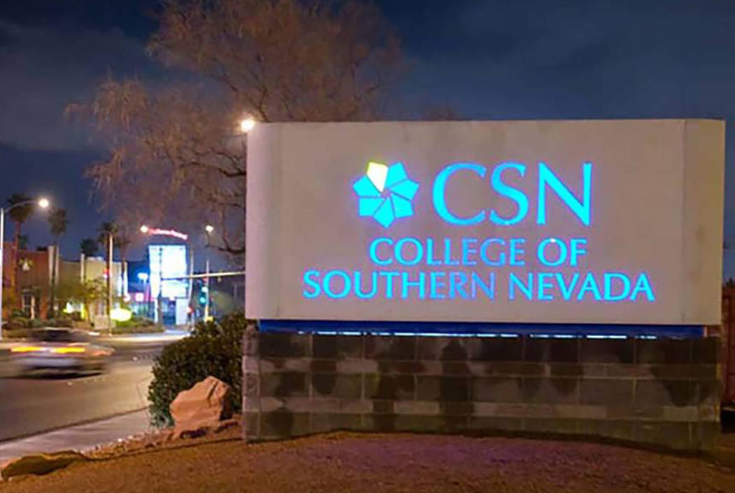 College of Southern Nevada (Las Vegas Review-Journal)