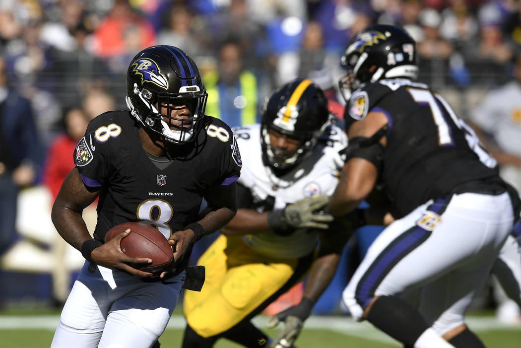 Raiders use rookie WR to simulate Ravens QB Lamar Jackson