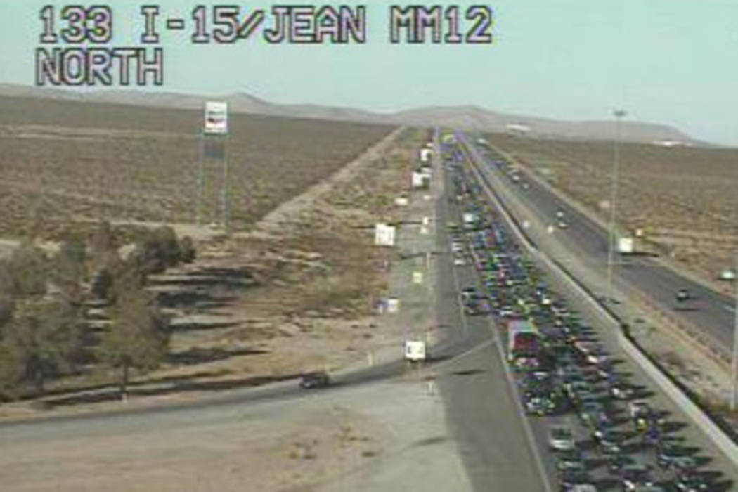 About 3 P M Live Traffic Cameras Showedper To Per Traffic Near Jean