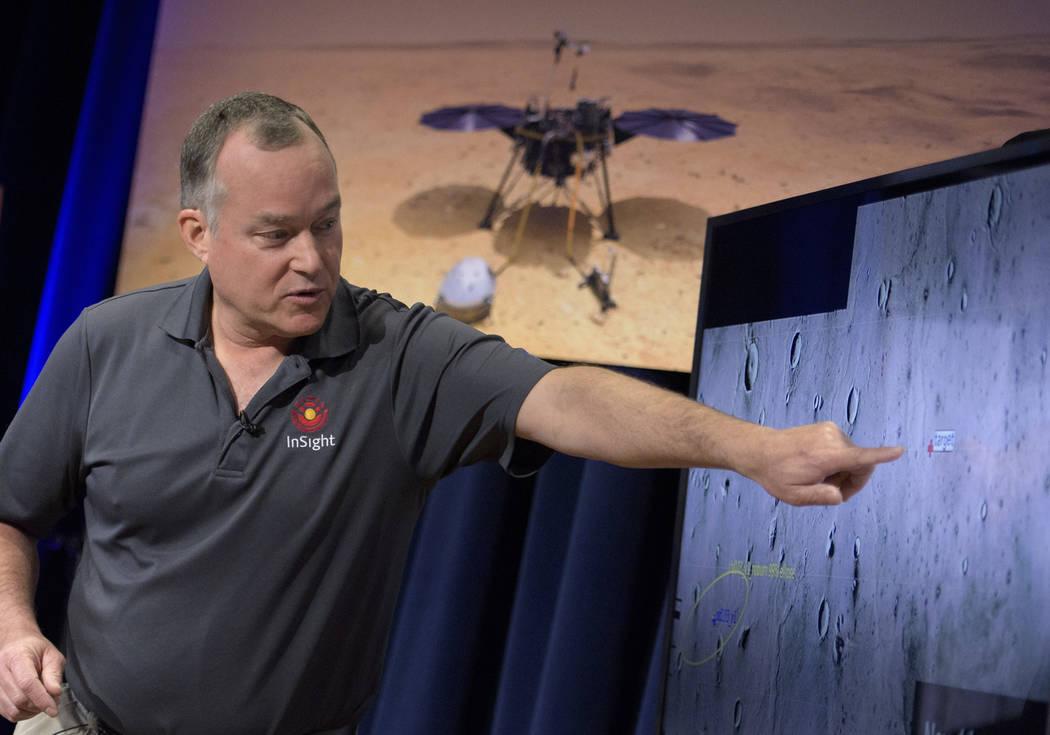 mars landing photos 2018 - photo #41