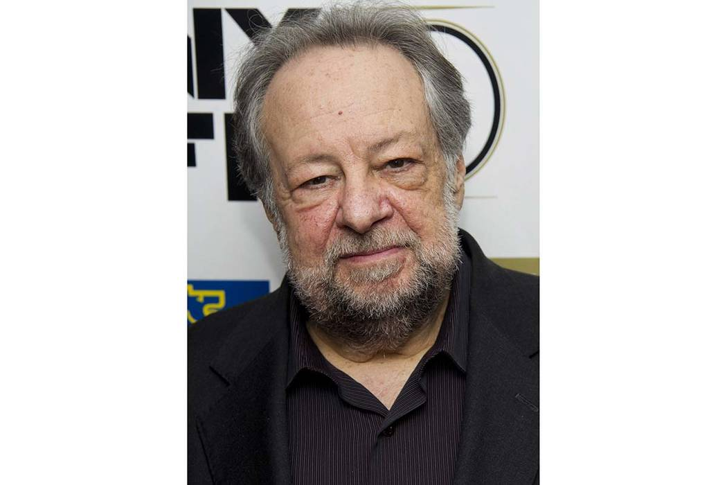 "In a Sept. 28, 2012 photo, Ricky Jay attends the premiere of ""Life of Pi"" at the 50th annual New York Film Festival opening night gala in New York. (Charles Sykes/Invision/AP)"