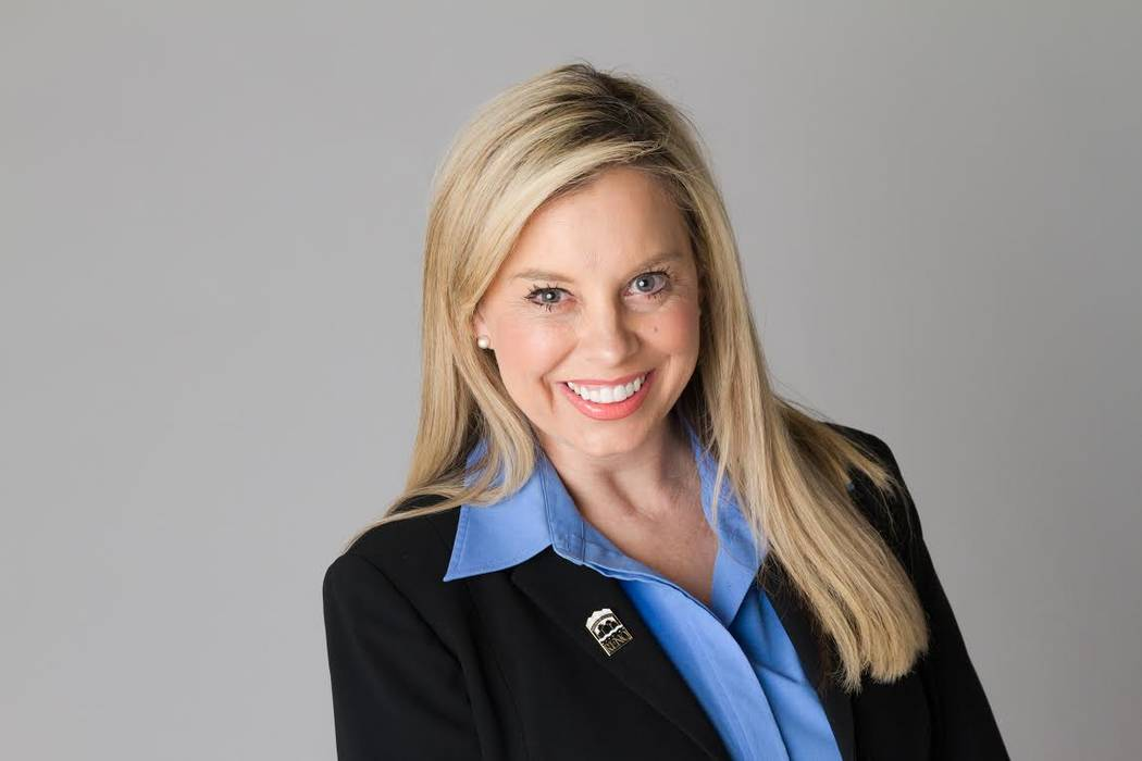 Reno Mayor Hillary Schieve will co-chair Gov.-elect Steve Sisolak's transition team. Schieve just won her second four-year term.