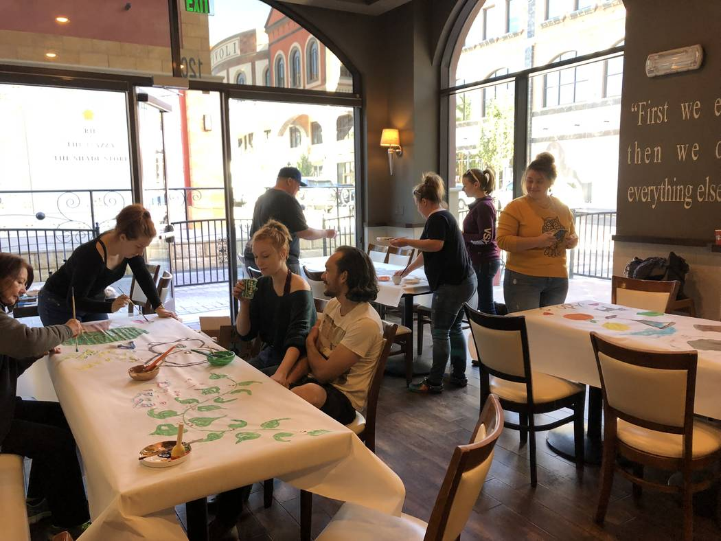 Las vegas chef branching out to tivoli village for New construction windows reviews