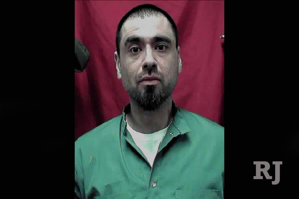 Sonny Perez (Nevada Department of Corrections)