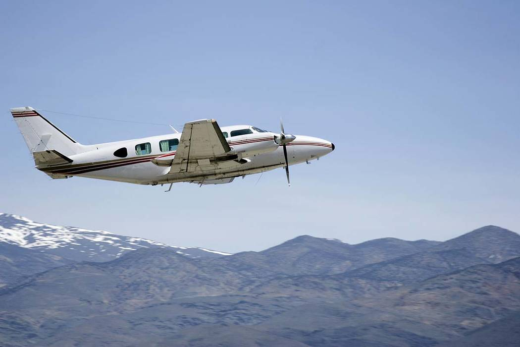 Piper Navajo Chieftain (Getty Images)