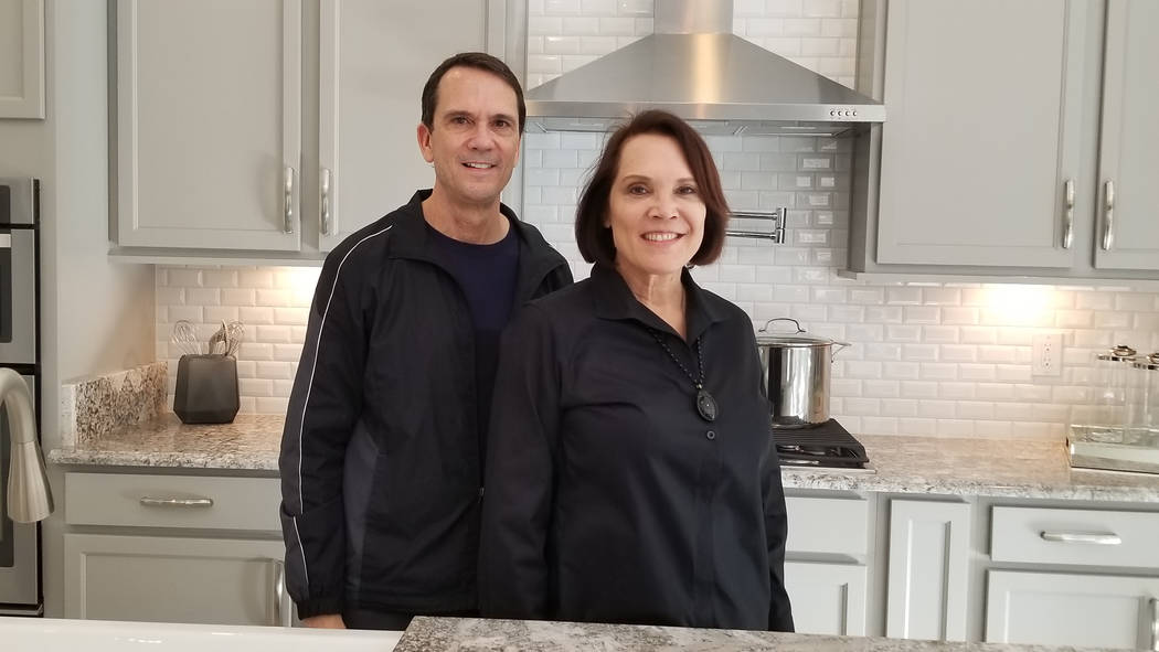Robin and Robert Smith of the Nevada Builder Trade In Program provides myriad services to homeowners purchasing a home on contingency from home-builder partners. (Smith Team at Keller Williams Las ...