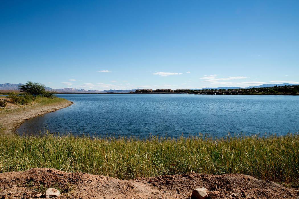 Lake Las Vegas is built around a 320-acre man-made lake. (Tonya Harvey Real Estate Millions)
