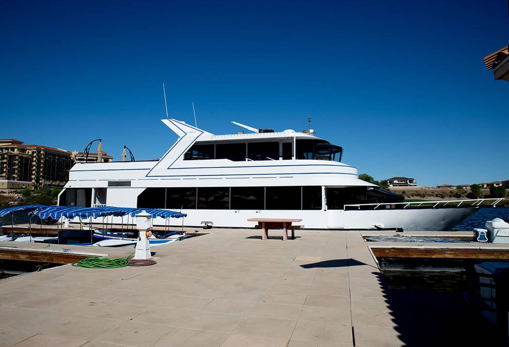 Lake Las Vegas is known for its yacht rides. (Tonya Harvey Real Estate Millions)