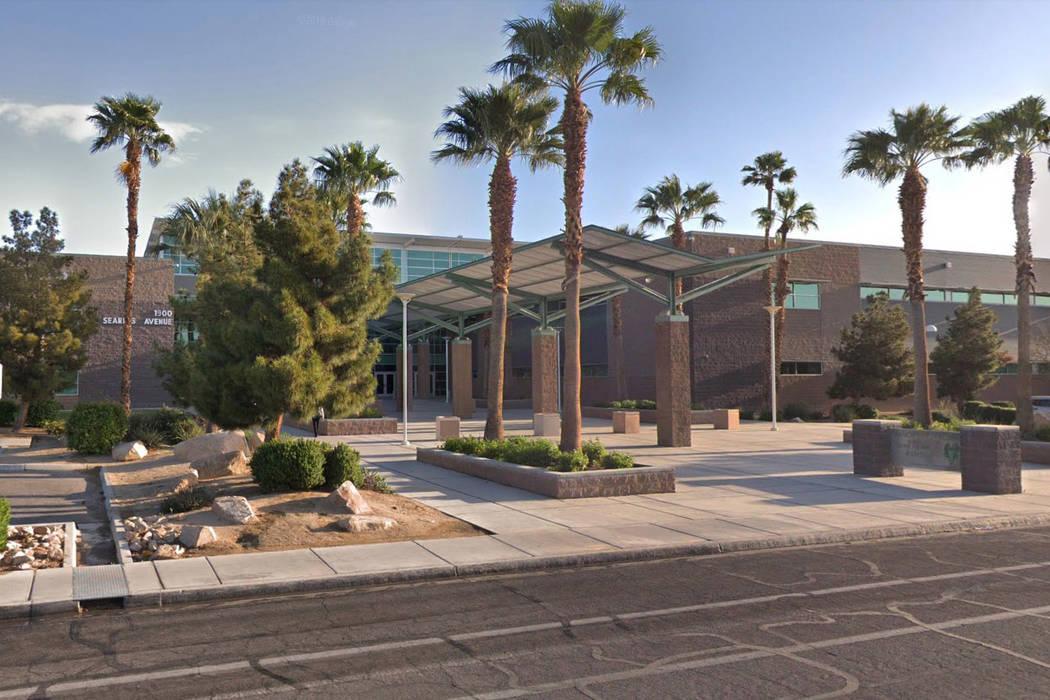 Rancho High School (Google Maps)