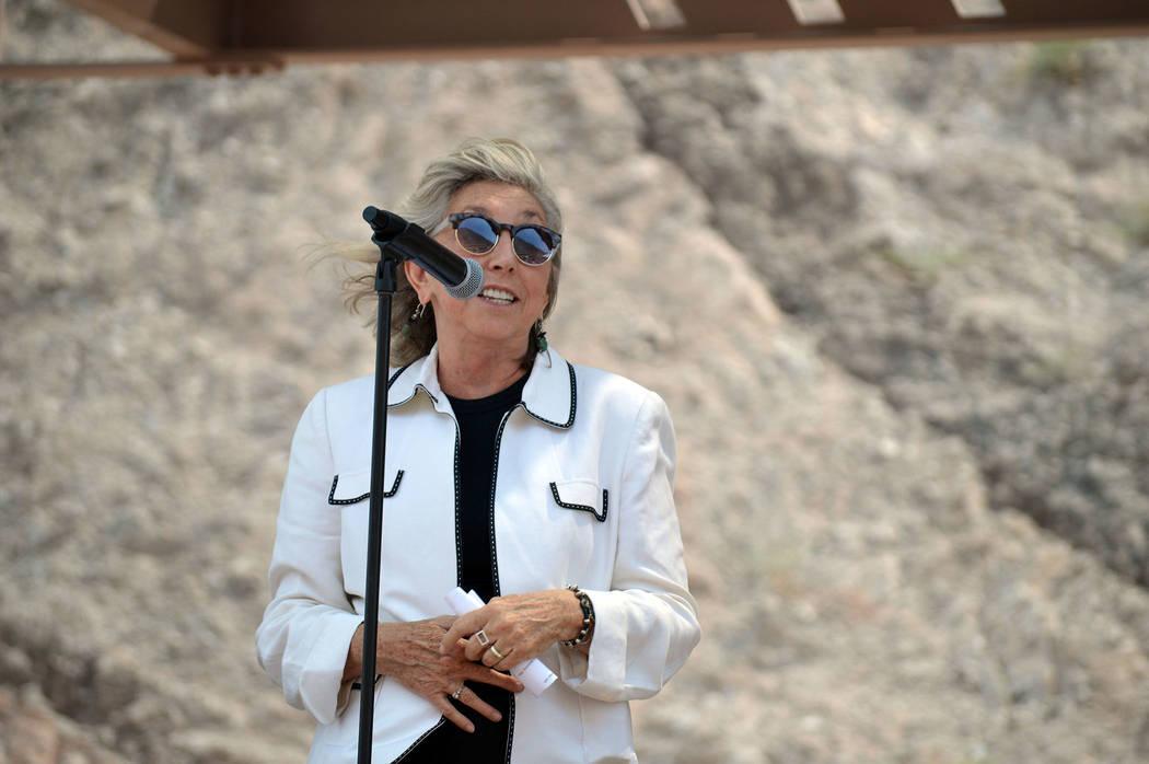 U.S. Rep. Dina Titus. Celia Shortt Goodyear/Boulder City Review