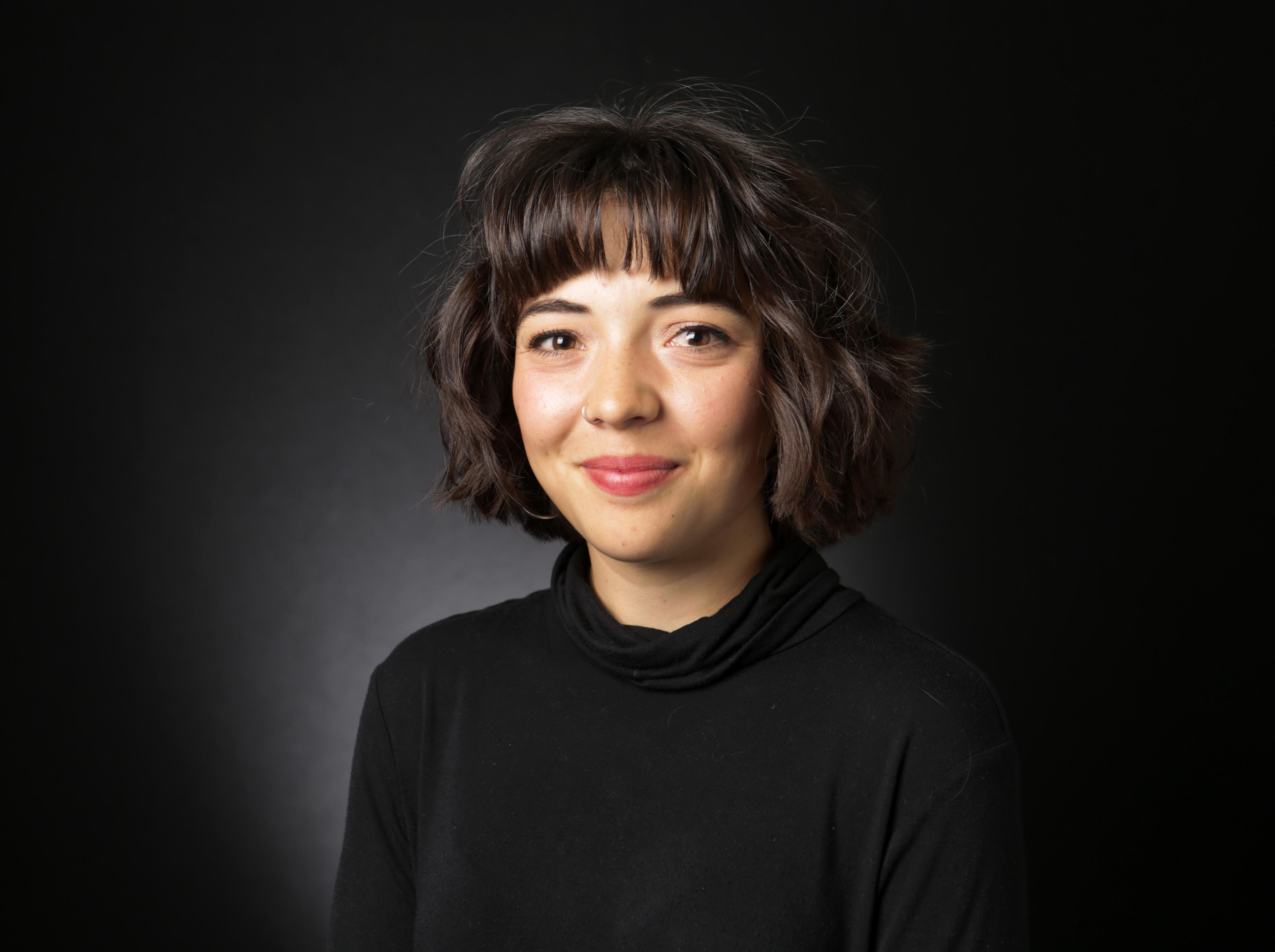 Ashley Slanina-Davies (born 1989)