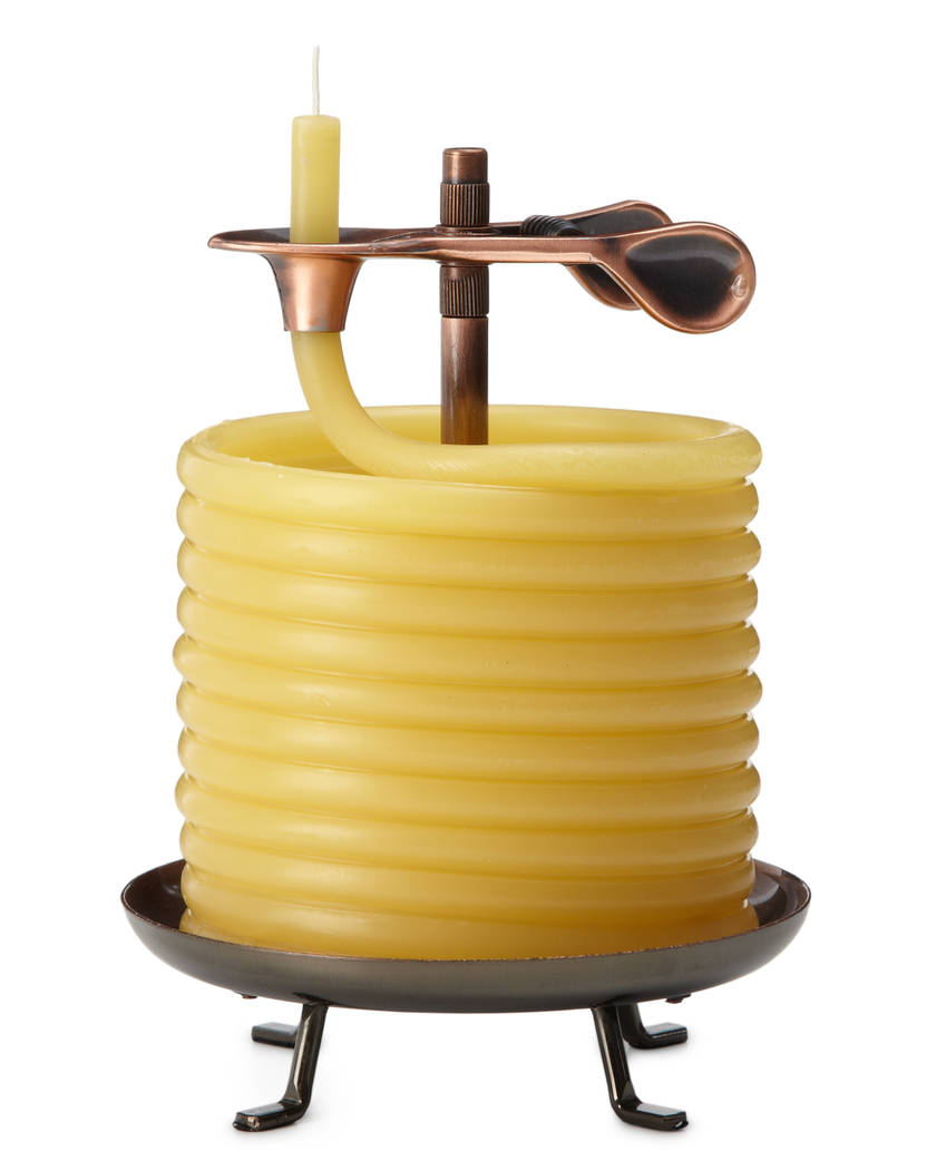 60 Hour Candle. Uncommon Goods