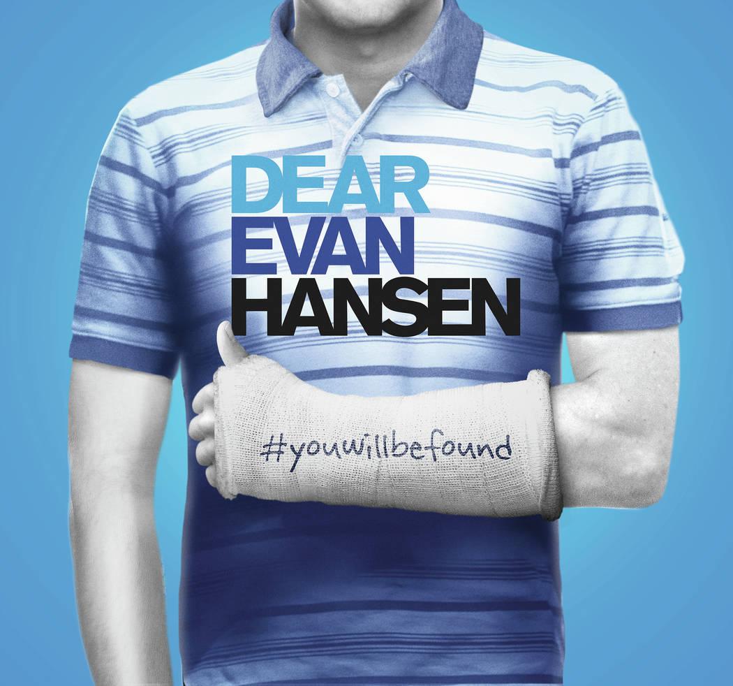 """""""Dear Evan Hansen"""" (The Smith Center)"""