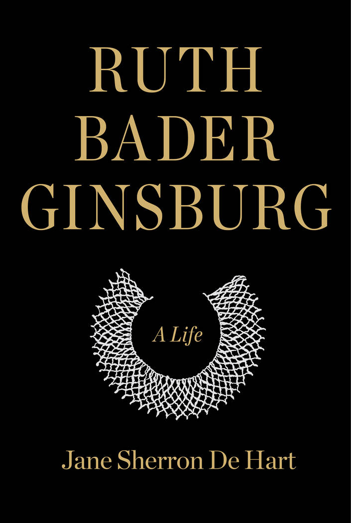 """Ruth Bader Ginsburg: A Life"" coffee-table book"