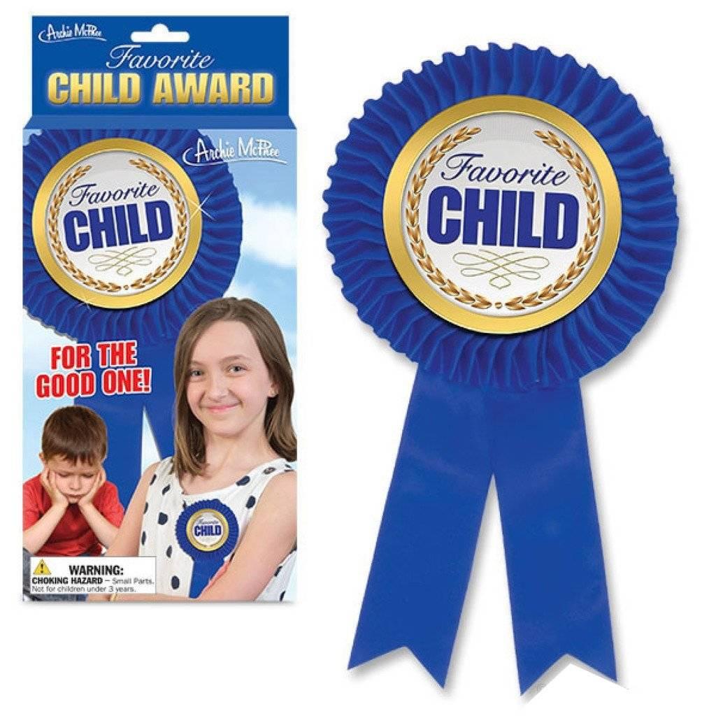Favorite Child ribbon