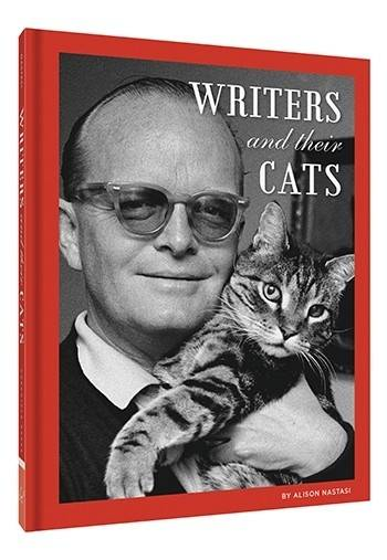"""Writers and Their Cats,"" by Alison Nastasi. $11.70. Chronicle Books"