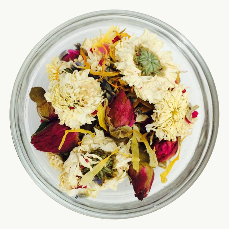 Three Flowers Celebration Tea by Artisanal Foods