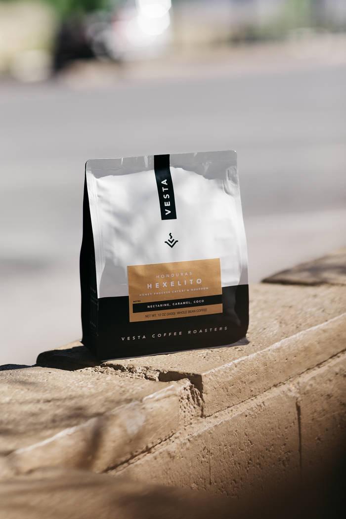 Vesta Coffee. David Zhu