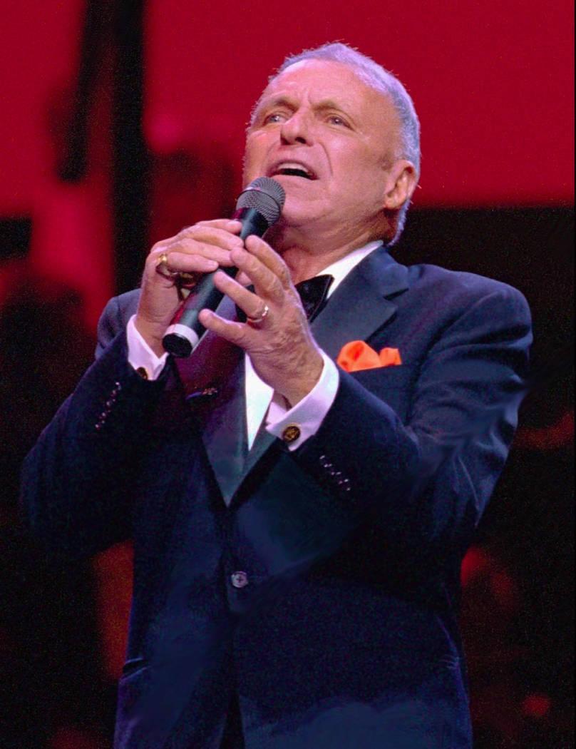 Frank Sinatra (File Photo)