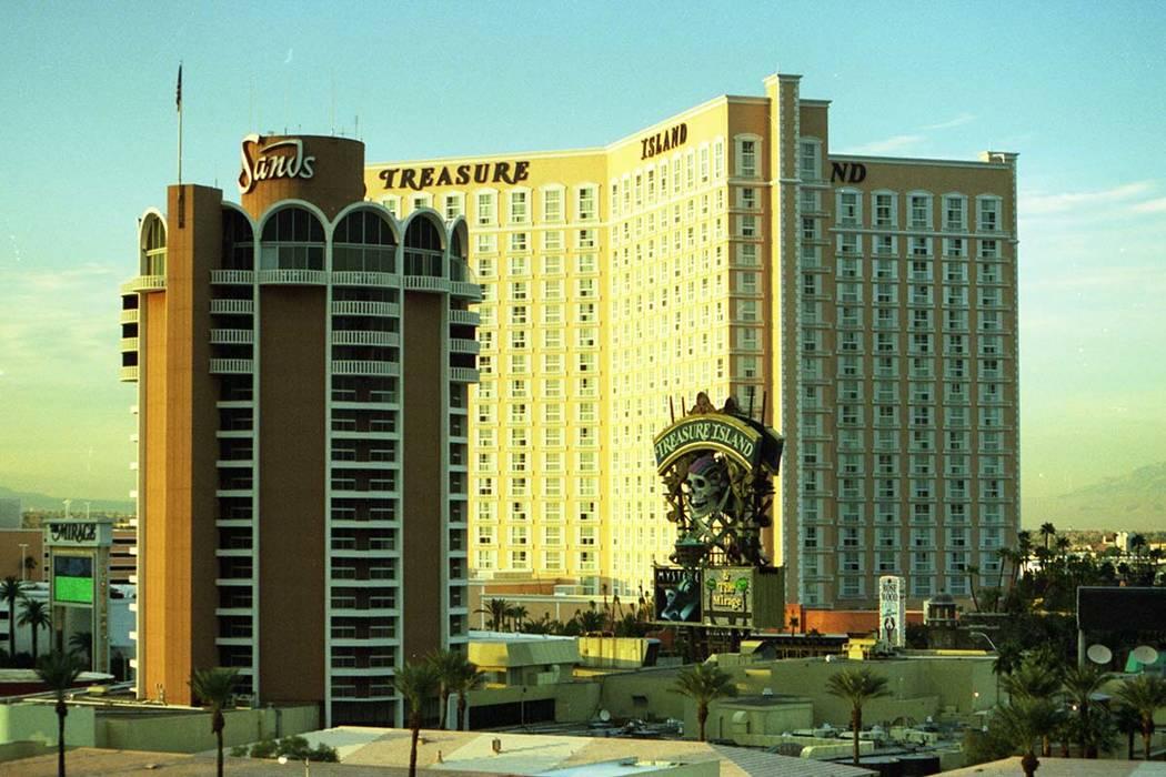 Sands Las Vegas