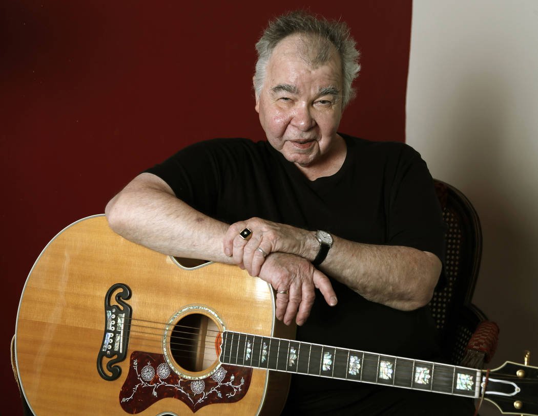 John Prine poses in his office in Nashville, Tenn. on June 20, 2017. The former Chicago mailman has become an affable songwriting guru for many of Nashville's talented young artists and his song ...