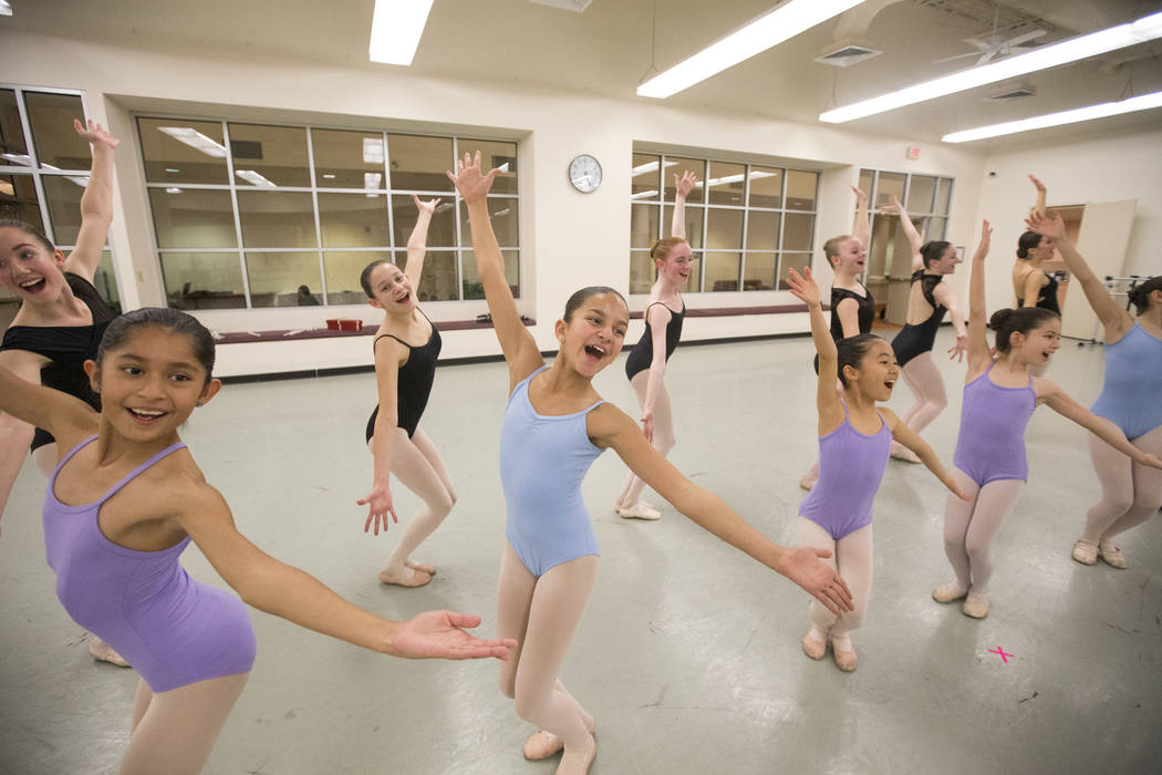 Summerlin dancer, 10, had long resume before 'The Nutcracker'
