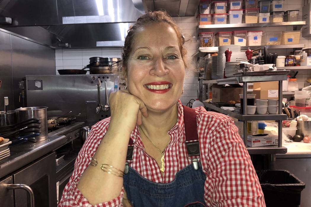 Rooster Boy Cafe's Sonia El-Nawal is planning two benefit dinners for Kerry Clasby.