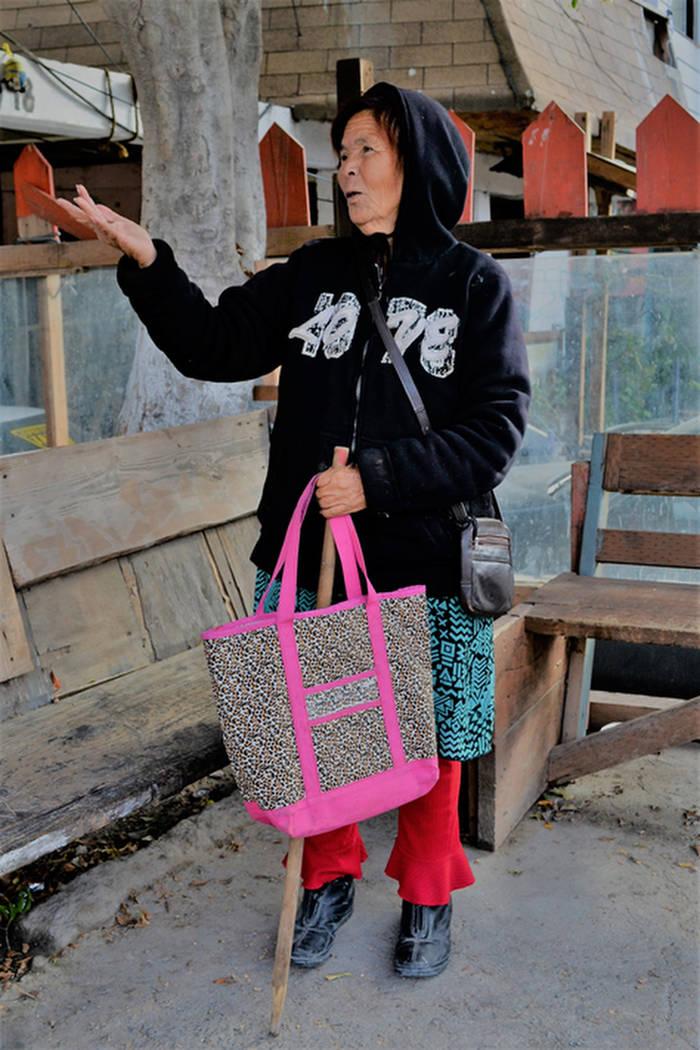 Maria de Jesus Gomez, age 75 (Doug Kari/Special to Las Vegas Review-Journal)