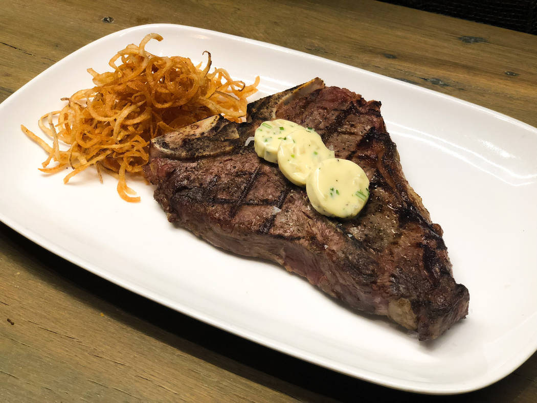 T-Bone Steak (Crush)
