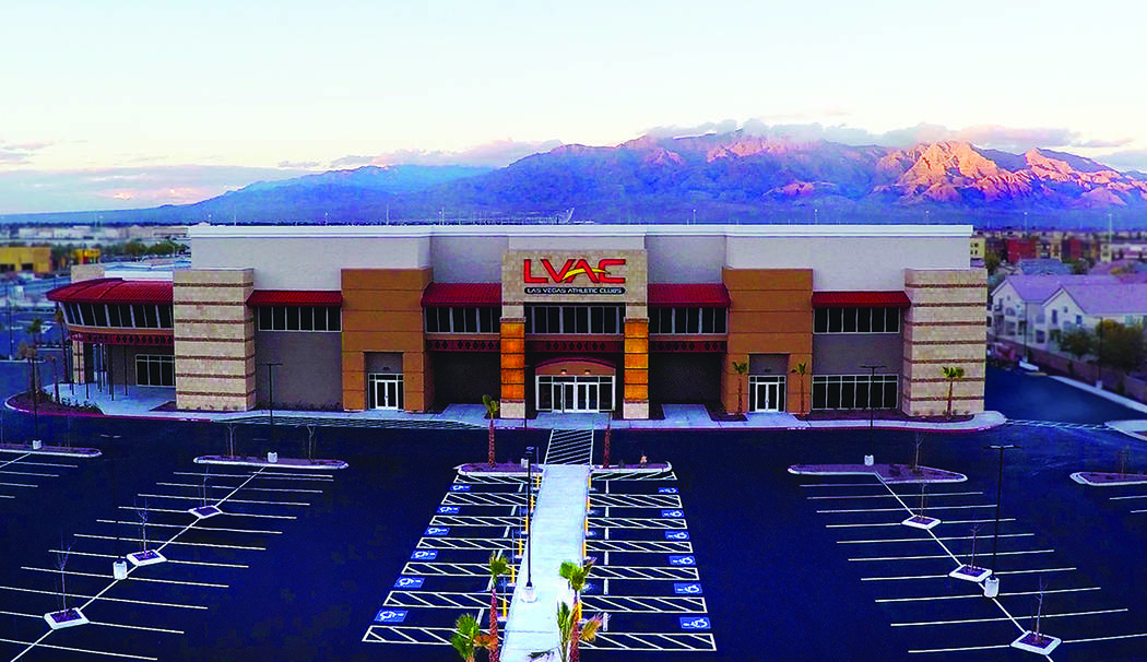 In 2018 Las Vegas Athletic Clubs will open an eighth location in the new Union Hills development in Henderson. (courtesy)