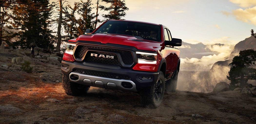 The Ram 1500 Rebel was built to satisfy any adventure in mind this winter. (Ram)