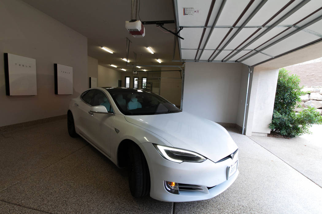 Growth Luxury Homes A Tesla electric car will be provided with each home as a standard feature, along with a photovoltaic solar panel system.