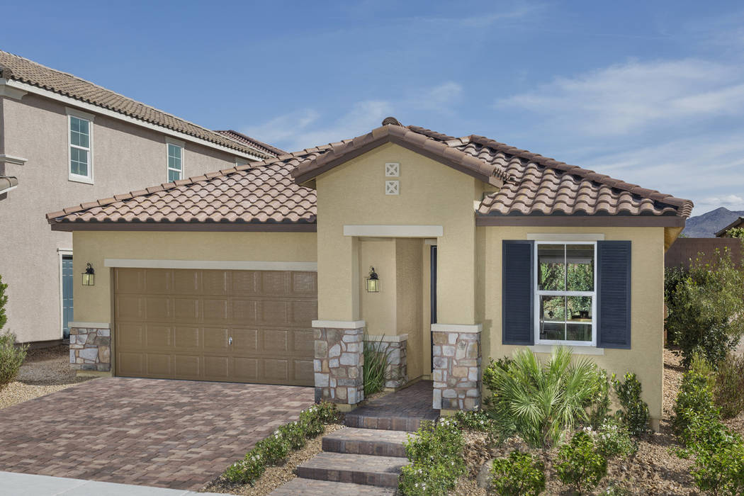KB Homes has partnered with Google Home, Nest and DISH Smart Home Services to create a KB Smart Home model at the Inspirada sales center in Henderson that demonstrates how these smart devices can ...