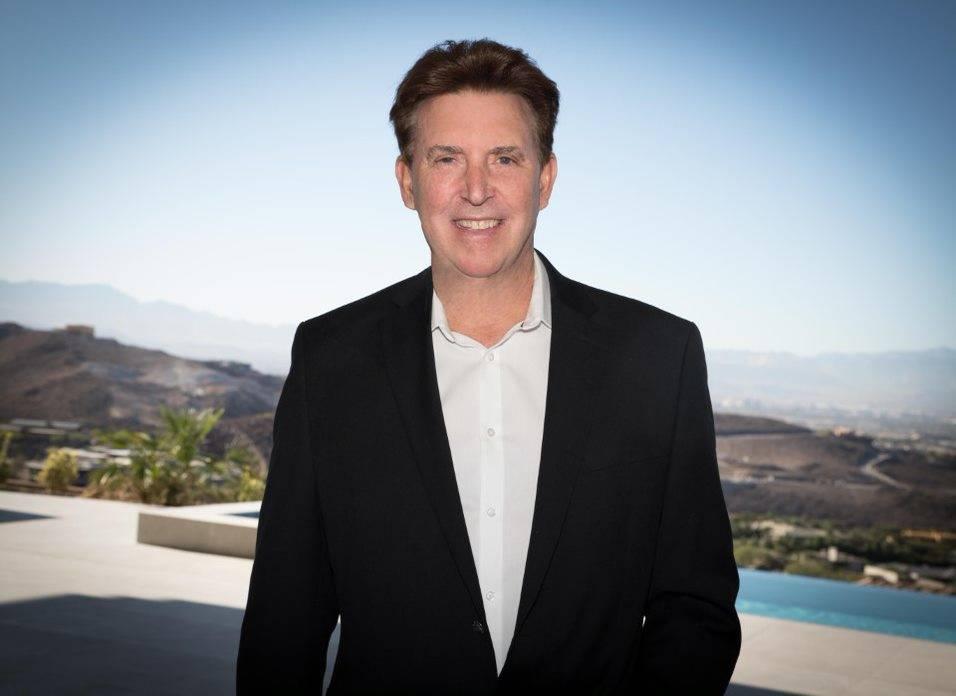 Las Vegas architect Richard Luke. (Tonya Harvey Real Estate Millions)
