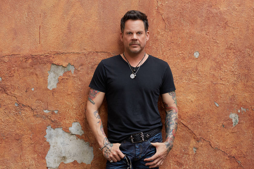 Gary Allan has become a fixture at the Hard Rock during the Nationals Final Rodeo. (Eric Adkins)