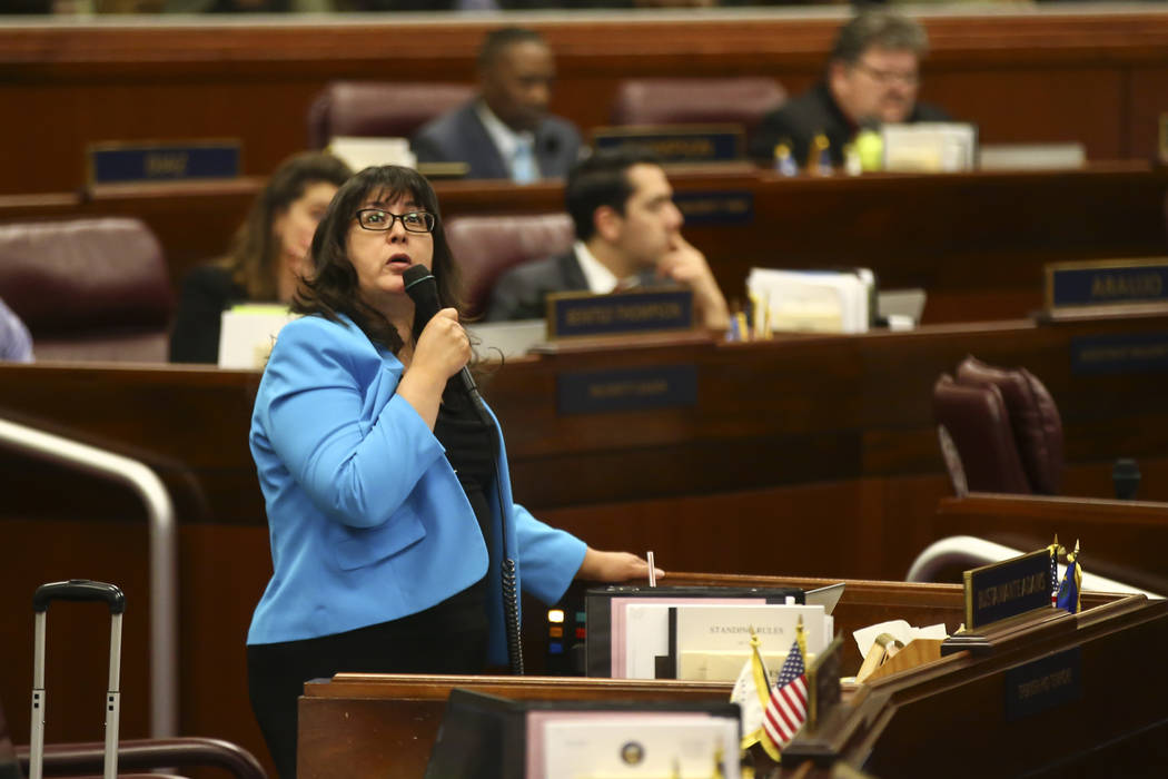The Ladder: Former Nevada Assemblywoman joins Workforce Connections