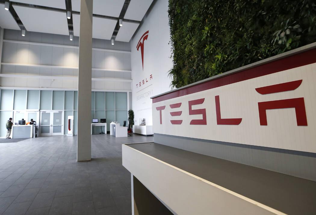Tesla's Nevada Gigafactory ahead of economic impact expectations